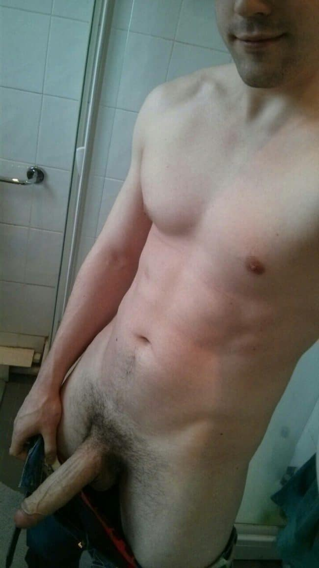 Man With Big Cock