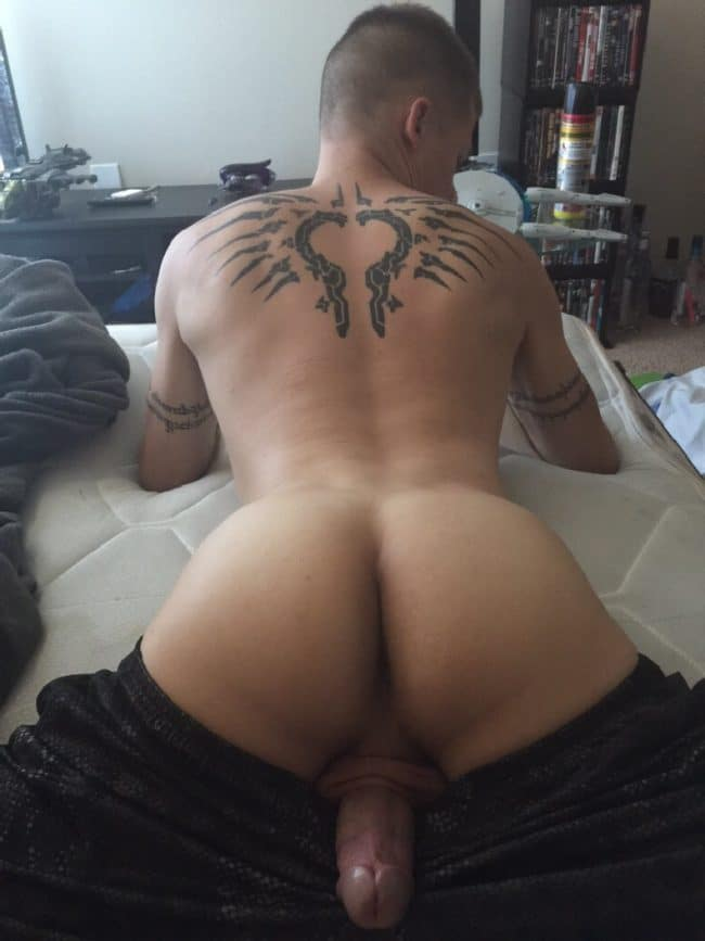 Cock And Ass