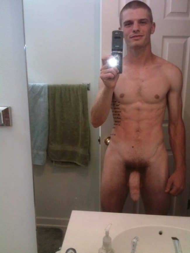 Nude Guy Hairy Cock